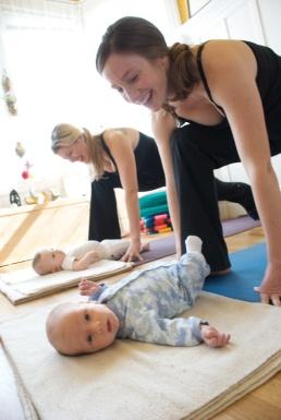 mam bab yoga